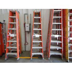 FIBERGLASS STEP LADDER Shop Equipment