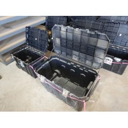 GAS MONITORS/ PLASTIC TOTES Safety Equipment