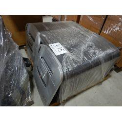 GBC SHREDMASTER PAPER SHREDDERS Office Equipment / Furniture