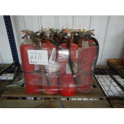 FIRE EXTINGUISHERS Safety Equipment