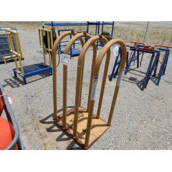 TIRE RACK Shop Equipment