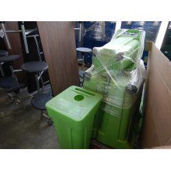SEPERIAN  EYE WASH FLUID COLLECTOR Shop Equipment