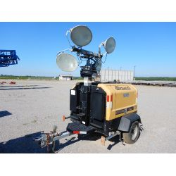 ALLMAND BROS Mine Spec V Series Light Tower