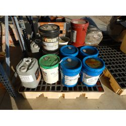 MISC OIL/ LUBRICANT/ COOLANT Equipment Part