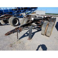 1998 SILVER EAGLE TRAILER CONVERTER DOLLY Dolly / Jeep / Booster