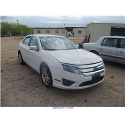 2012 - FORD FUSION