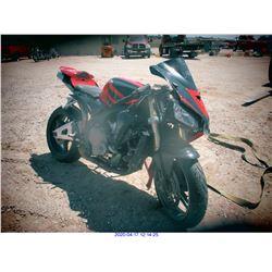 2005 - HONDA CBR600