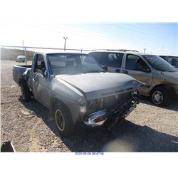 1991 - NISSAN PICKUP/RESTORED SALVAGE