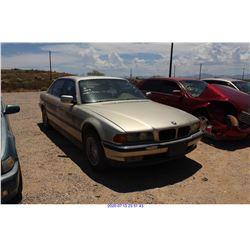 1996 - BMW 7-SERIES