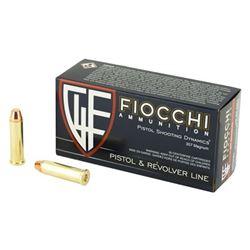 FIOCCHI 357MAG 158GR CMJFP - 250 Rds