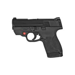 "S& W SHIELD 2.0 9MM 3.1"" 8RD RED LSR"