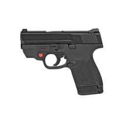 "S& W SHIELD 2.0 40SW 3.1"" 7RD RED LSR"