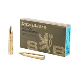 S& B 300BLK 200GR FMJ SUBSONIC - 200 Rds