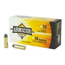 ARMSCOR 44MAG 240GR SWC - 250 Rds