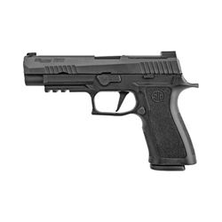 """SIG P320XF 9MM 4.7"""" 17RD BLK"""