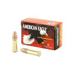FED AM EAGLE 22LR HV HP - 2000 Rds