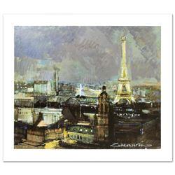 Paris by Night by Zwarenstein, Alex