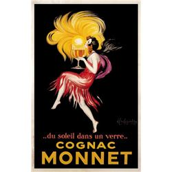 Leonetto Cappiello - Cognac Monet