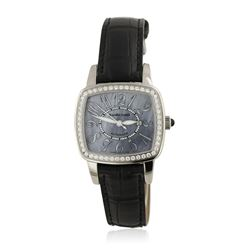 Jean Richard Stainless Steel Diamond Ladies Watch