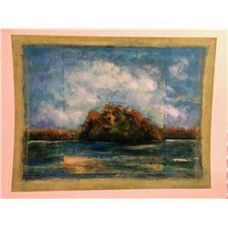"Fiona Hoop - landscape ""Blue Sky """