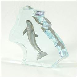 Dolphin by Wyland