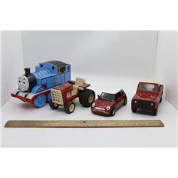 4 misc toys