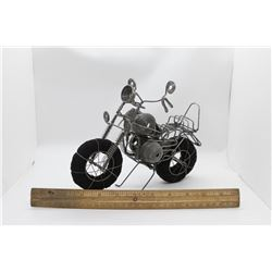 Wire motorcycle Africa