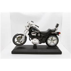 Power Cruiser motorcycle clock