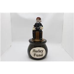 Harley Fund pot