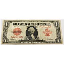 1923 $1.00 U.S. NOTE