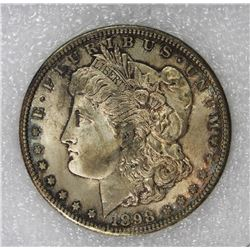 1898-O MORGAN SILVER DOLLAR