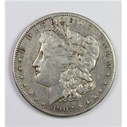 1902-S MORGAN SILVER DOLLAR