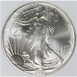 1993 AMERICAN SILVER EAGLE