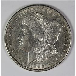 1896-S MORGAN DOLLAR