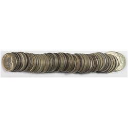 ROLL OF SILVER ROOSEVELT DIMES