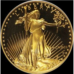 1991-W $50 GOLD AMERICAN GOLD EAGLE