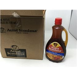 Case of Aunt Jemima Lite Syrup (6 x 750g)