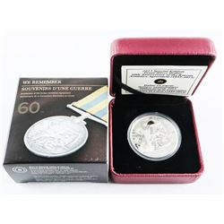 RCM - 2013 Special Edition Proof Silver Dollar, 60th Anniversary of the Korean Armistice Agreement (