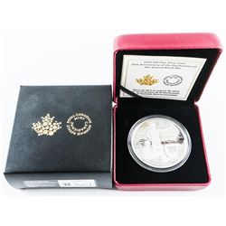 2014 .9999 Fine Silver $30.00 Coin 75th Anniversary of the Second World war 2oz ASW. LE/C.O.A. (SIR)