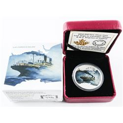 RCM .9999 Fine Silver $20.00 Coin Lost Ships in Canadian Waters R.M.S. 'Empress of Ireland' LE/C.O.A