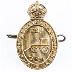 1923-1943 South African Army Defence Rifle Assn. Cap Badge