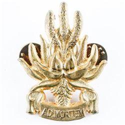 1965-1970s South African Army Regiment, Noord oos kaap Cap Badge