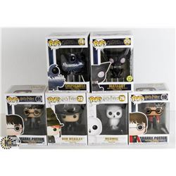 LOT OF SIX FUNKO POPS: HARRY POTTER PACK INCLUDES