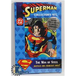SEALED 6 ISSUE SUPERMAN COMIC COLLECTORS SET