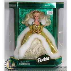 HOLIDAY COLLECTORS BARBIE