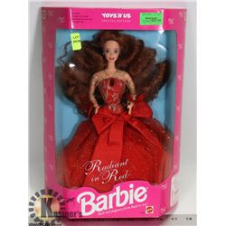 RADIANT IN RED BARBIE