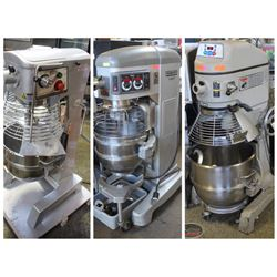 FEATURED: COMMERCIAL MIXERS