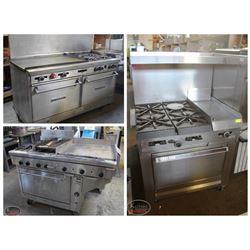 FEATURED: COMBINATION RANGES W/ OVENS