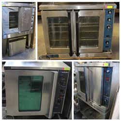FEATURED: CONVECTION OVENS