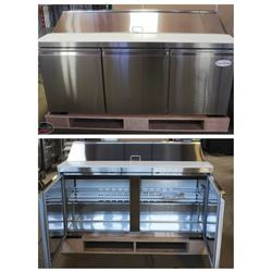 FEATURED: NEW REFRIGERATED PREP-STATIONS